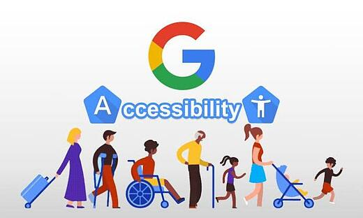 Google Acessibility Poster
